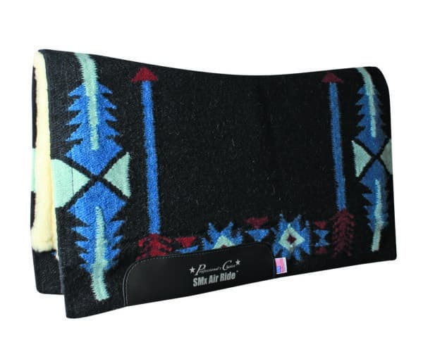 Comfort-Fit SMx H.D. Air Ride Western Pad – Arrow Pattern