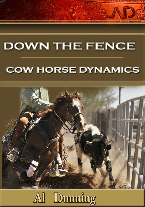 DVD: Down the Fence: Cow Horse Dymanics