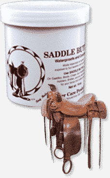Ray Holes Saddle Butter