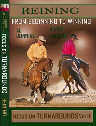 REINING BEGINNING TO WINNING – Focus On Turnarounds