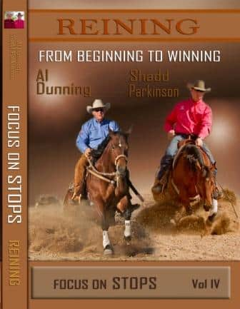 REINING BEGINNING TO WINNING – Focus On Stops