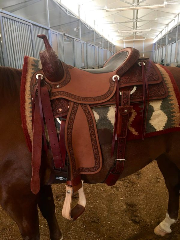 al-dunning-sheridan-working-cow-horse-saddle-1