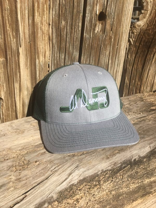 al-dunning-signature-mech-backed-hat-gray-green
