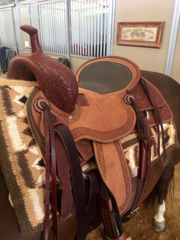 al-dunning-oak-leaf-ranch-cutter-saddle-2