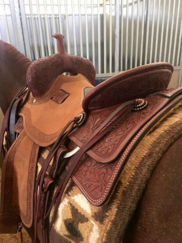 al-dunning-oak-leaf-ranch-cutter-saddle-3