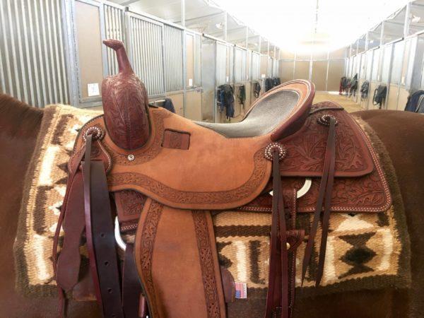 al-dunning-oak-leaf-ranch-cutter-saddle-5