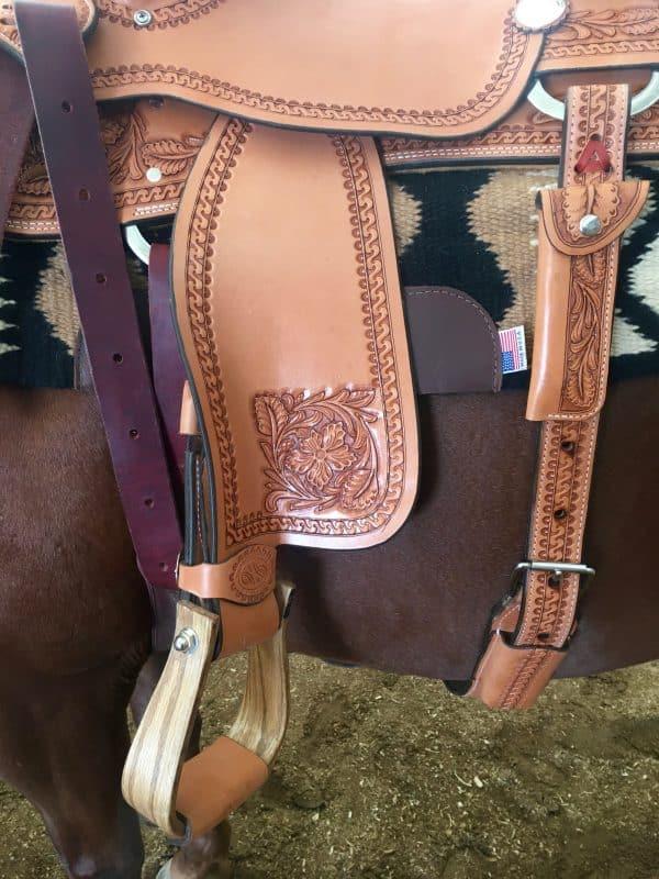 al-dunning-sheridan-reining-saddle-4